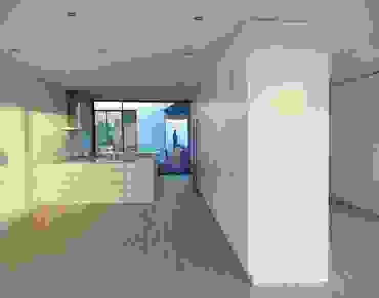 Cozinha e armários Salas de jantar modernas por Utopia - Arquitectura e Enhenharia Lda Moderno