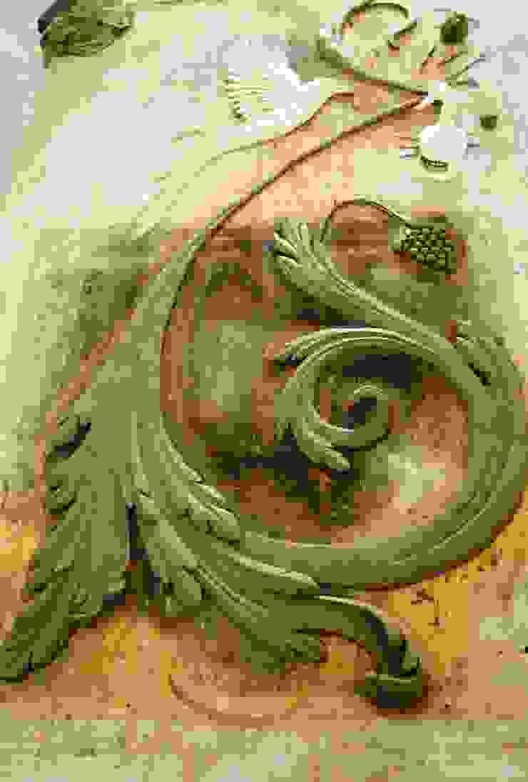 Tecto Pássaros por Iva Viana Atelier de Escultura