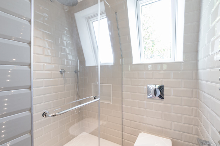 Modern flat – Loft Extension and Renovation, Fulham, SW6 Modern Bathroom by TOTUS Modern