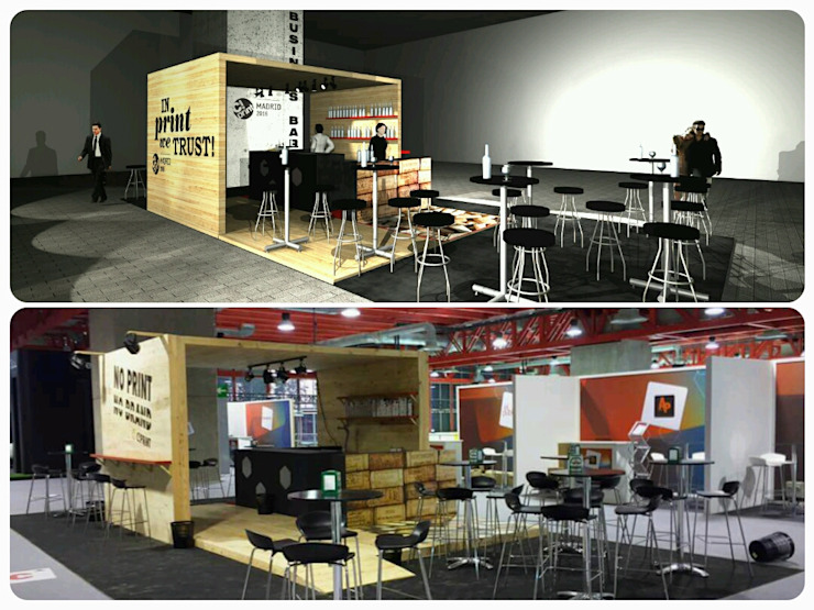 Simona Garufi Exhibition centres