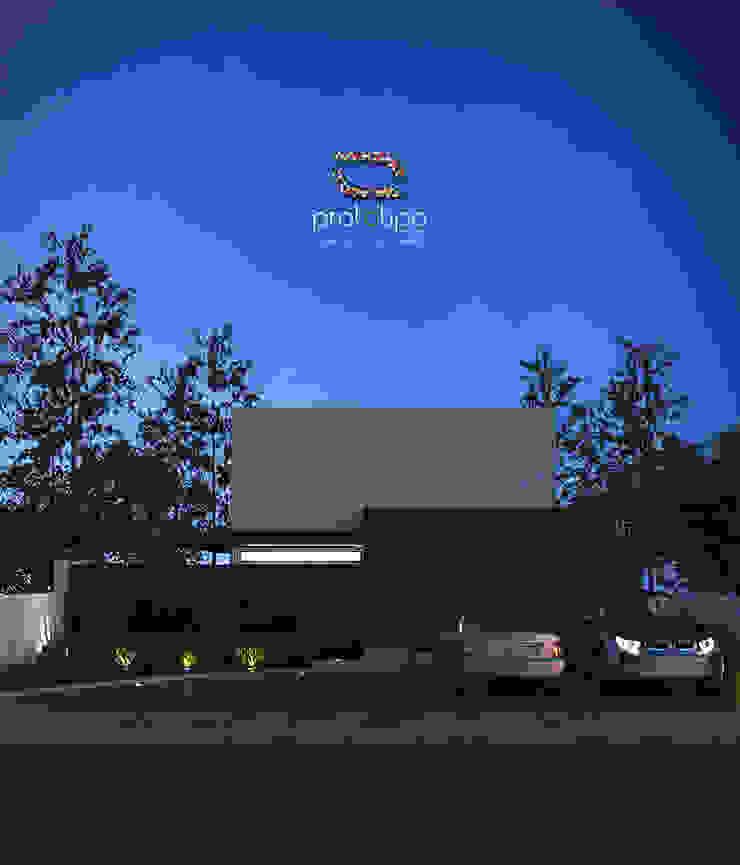 Casa 36 El Cielo Casas modernas de Prototipo Arquitectos Moderno