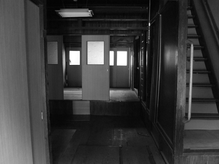 従前内観 株式会社 藤本高志建築設計事務所