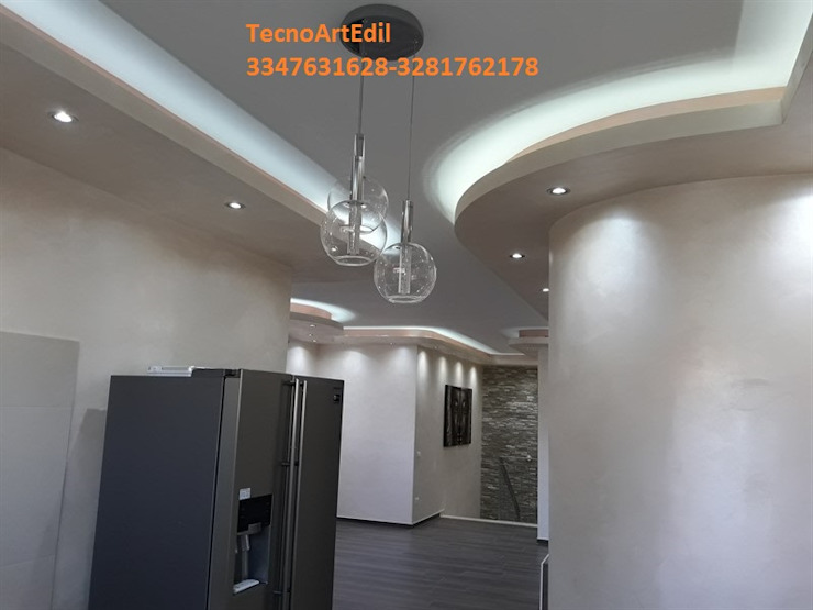 TecnoArtEdil Living roomLighting