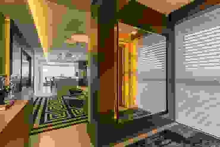 Apartamento Cobertura Portas e janelas modernas por Spengler Decor Moderno