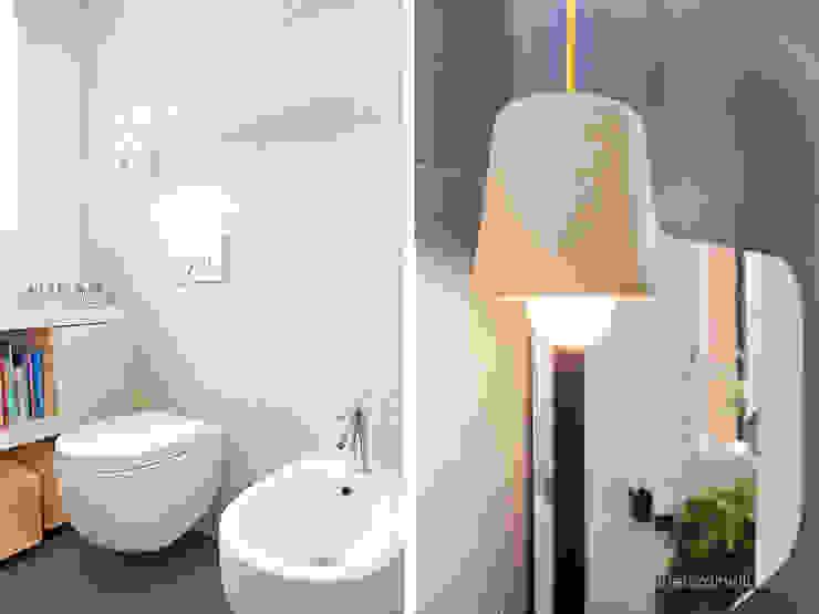 Baños de estilo moderno de senzanumerocivico Moderno