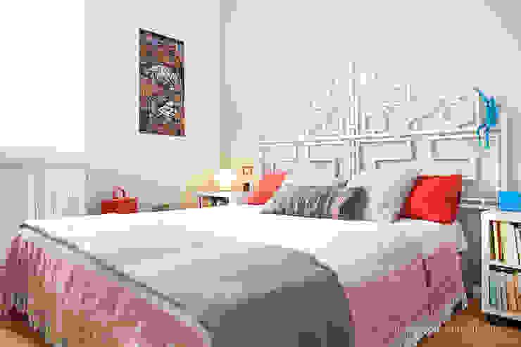 Modern Bedroom by senzanumerocivico Modern