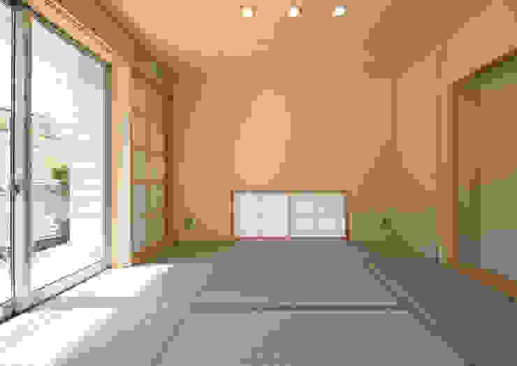 アトリエ24一級建築士事務所 Modern media room