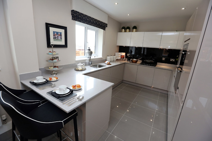 Adding those finishing touches to your home… Modern kitchen by Graeme Fuller Design Ltd Modern