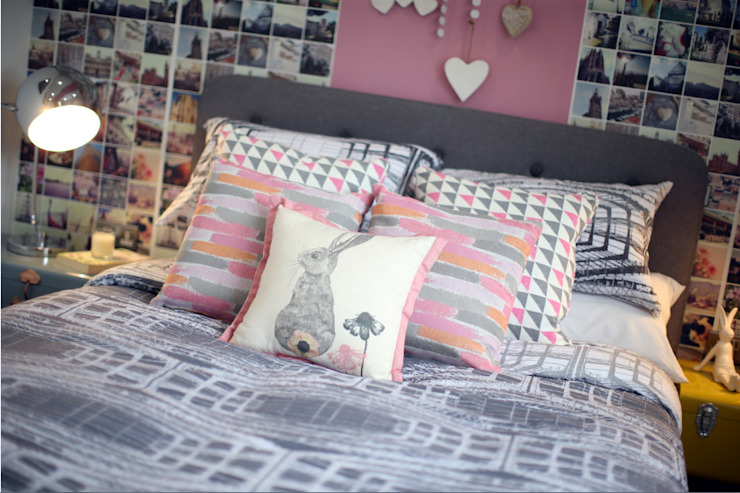 Adding those finishing touches to your home… Modern style bedroom by Graeme Fuller Design Ltd Modern