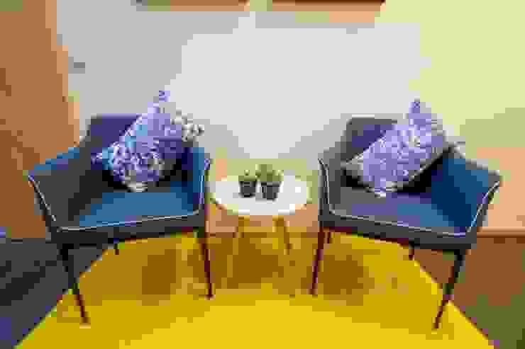 Modern living room by GRAU.ZERO Arquitectura Modern