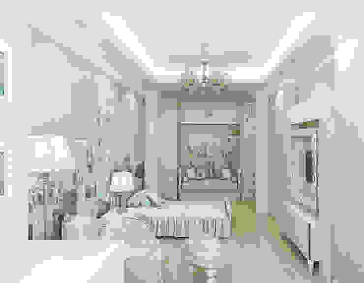 Завтрак у Тиффани Детская комнатa в классическом стиле от Дизайнер Светлана Юркова Классический