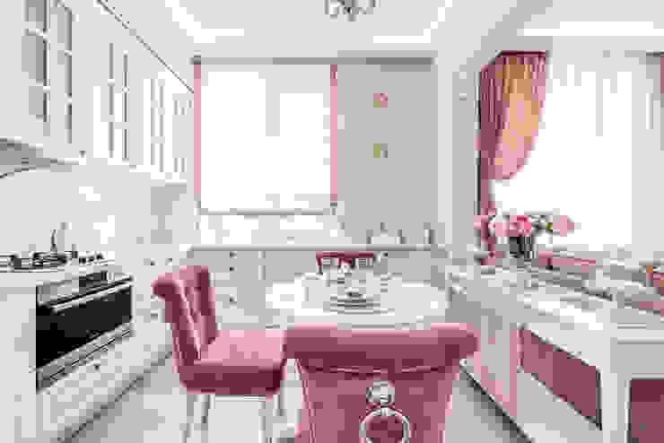 Пастила Кухня в классическом стиле от Дизайнер Светлана Юркова Классический