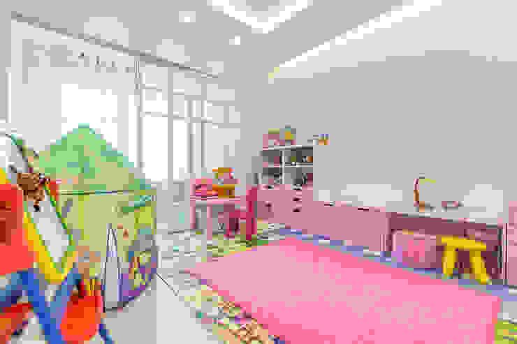 Минимализм по-корейски Детская комнатa в стиле минимализм от Дизайнер Светлана Юркова Минимализм