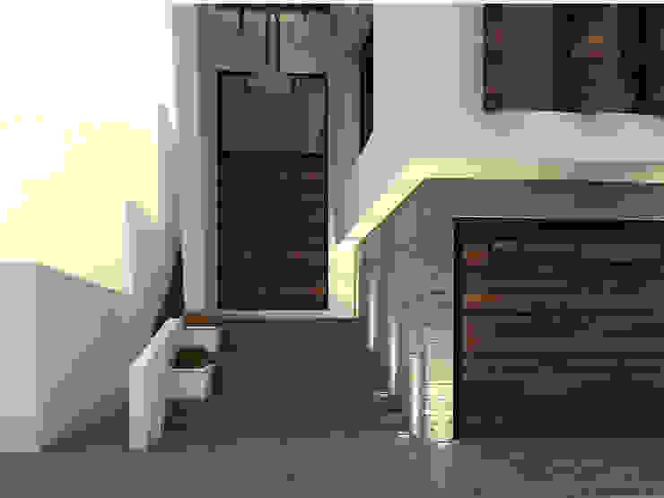 puerta principal de Spacio Diseño Construcción