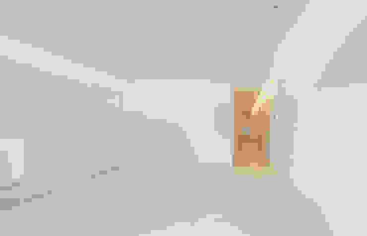 신당동 아파트 인테리어 모던스타일 거실 by 서가 건축사사무소 모던