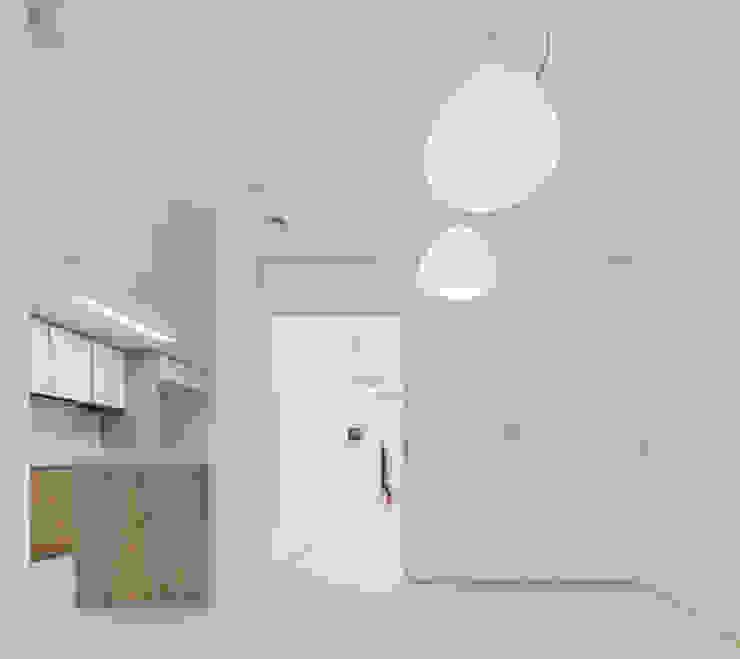 신당동 아파트 인테리어 모던스타일 다이닝 룸 by 서가 건축사사무소 모던