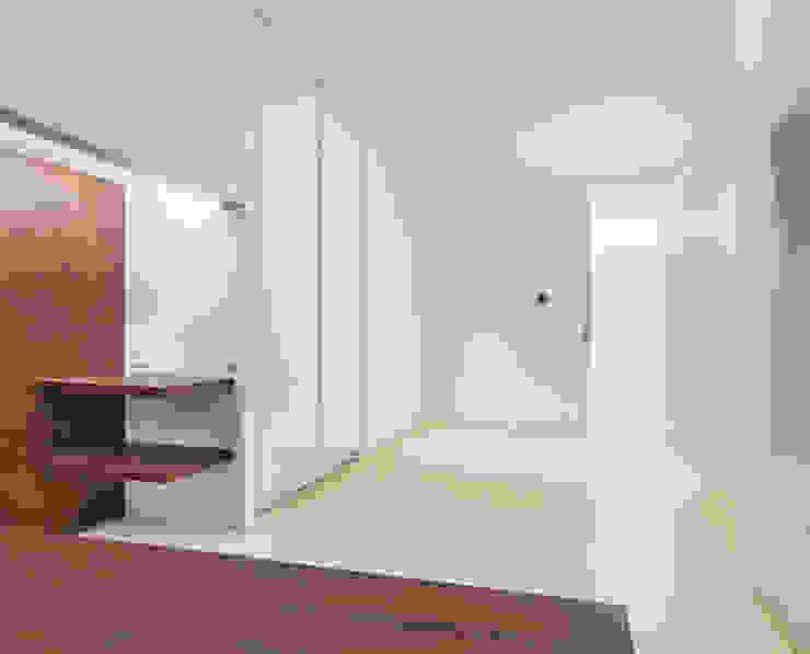 신당동 아파트 인테리어 모던스타일 침실 by 서가 건축사사무소 모던