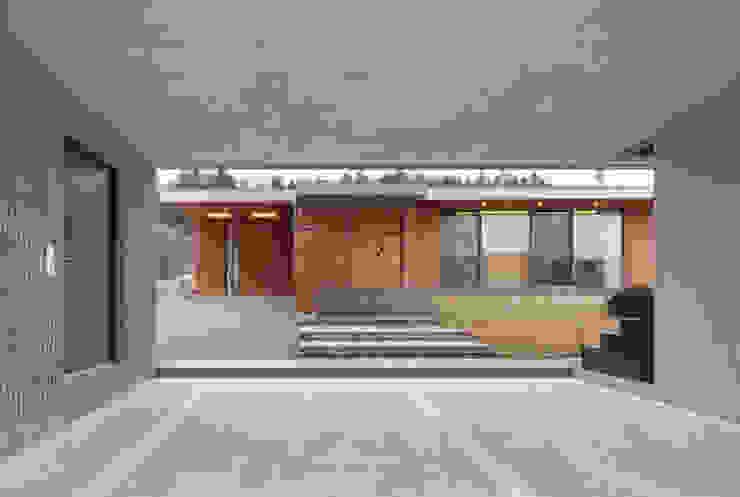 홍천 노일리 주택 모던스타일 주택 by 서가 건축사사무소 모던