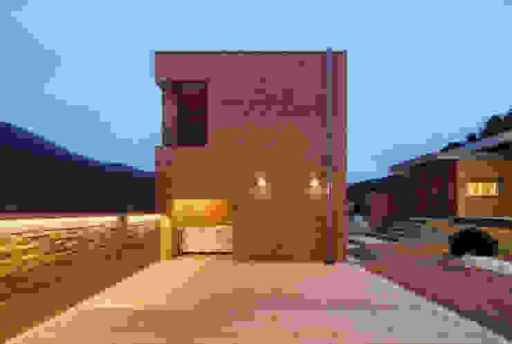 홍천 노일리 주택 모던스타일 정원 by 서가 건축사사무소 모던