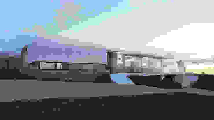 Maisons et villas modernes par les architectes d\'a2-Sb von ...