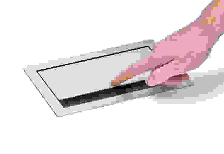Sistema de Tomadas por ESSANI-Inovação Tecnológica Moderno Alumínio/Zinco