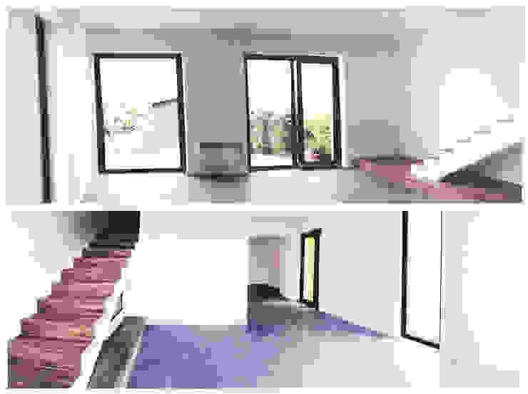 Modern Oturma Odası Aulaquattro Modern