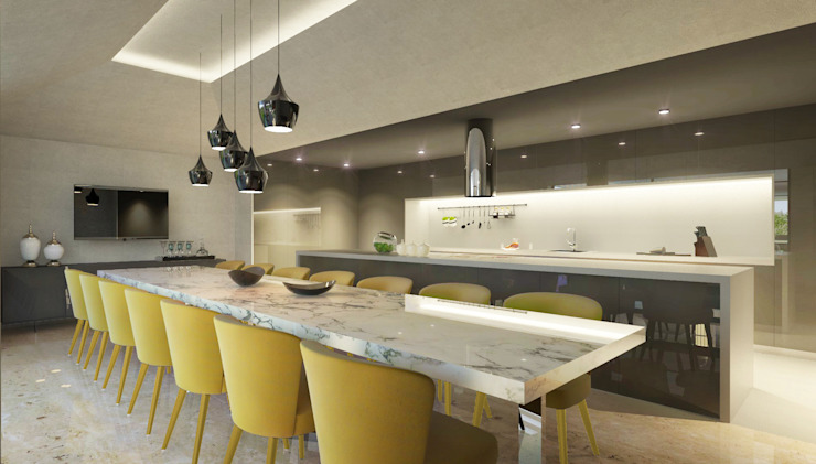 Modern style kitchen by 1870 ARQUITECTURA | INTERIORES Modern