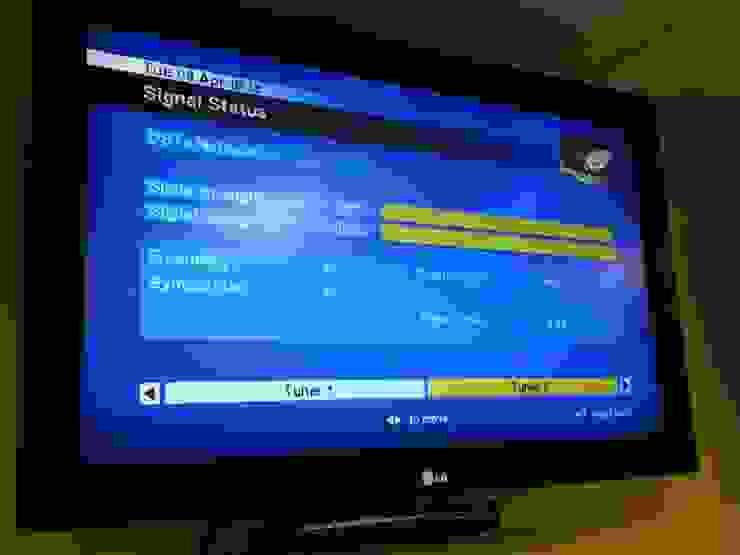 Configuration by DSTV Installation Pretoria