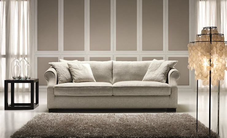 Traditional Sofa de Casa Più Arredamenti
