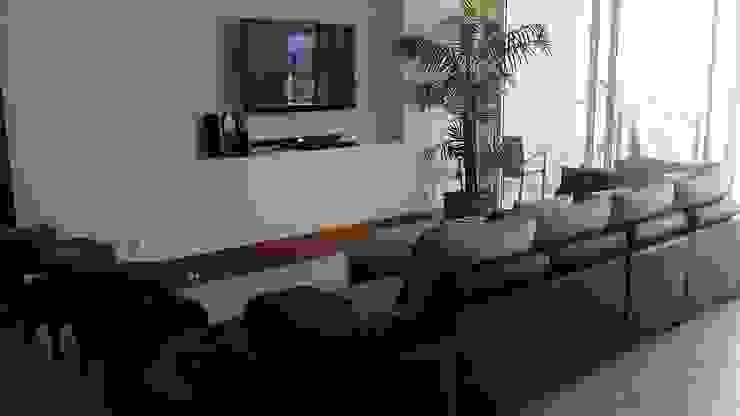 REMODELACIÓN PENT HOUSE – GRAND VENETIAN PUERTO VALLARTA, JAL. de PLANTE ARCHITECTURE