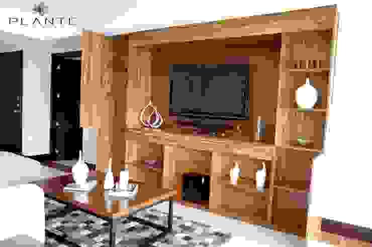 MUEBLE DE TV de PLANTE ARCHITECTURE