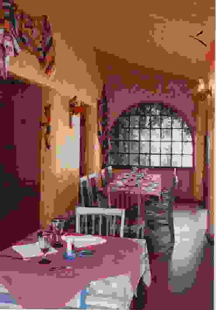 Restaurante Mexicano -EL PANCHITO Albufeira Espaços de restauração campestres por Atelier Ana Leonor Rocha Campestre