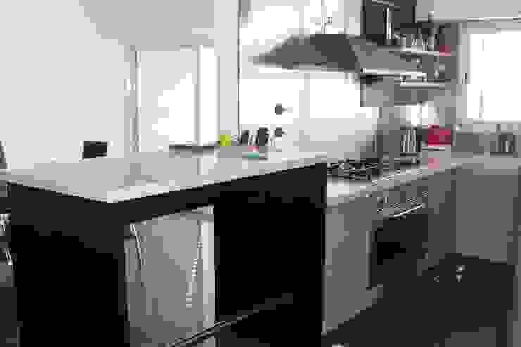 Cocinas modernas de Prece Arquitectura Moderno
