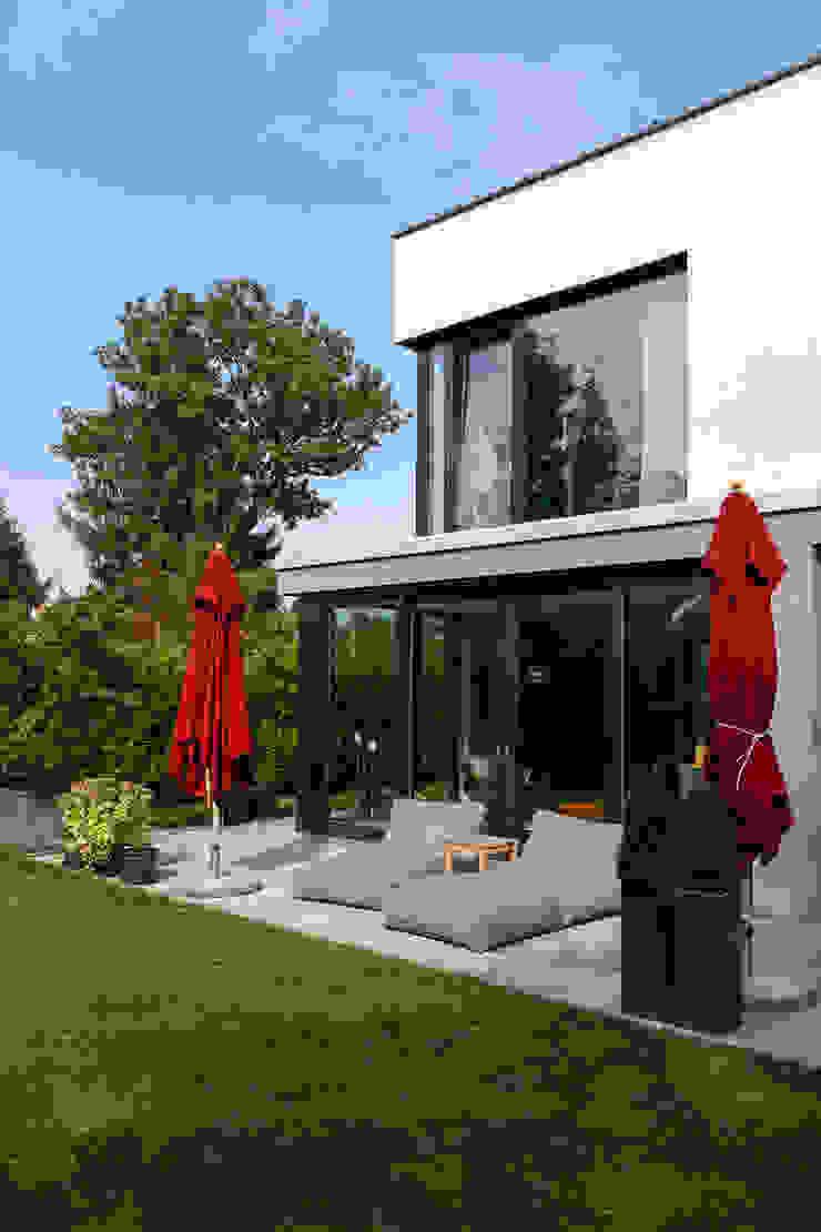 WSM ARCHITEKTEN Modern houses by WSM ARCHITEKTEN Modern