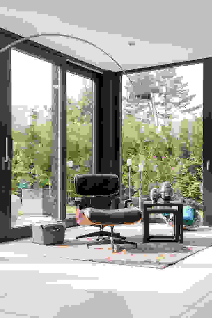 WSM ARCHITEKTEN Modern living room by WSM ARCHITEKTEN Modern