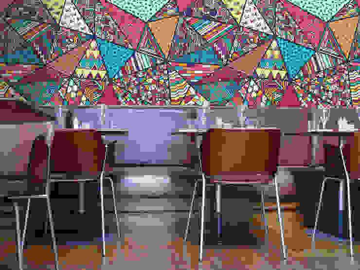 Crazy World Minimalistische Wände & Böden von Pixers Minimalistisch