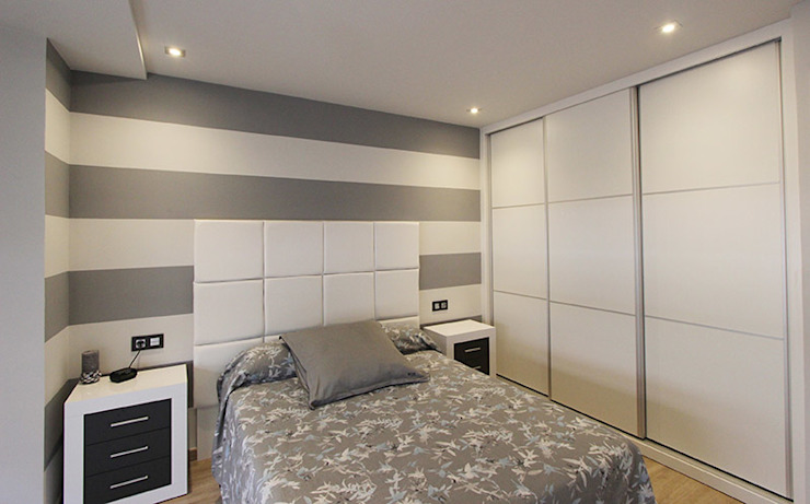 Modern style bedroom by Novodeco Modern