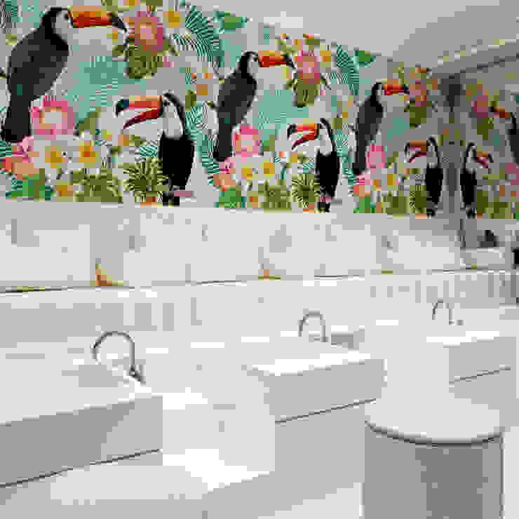 Toucan Tropischer Spa von Pixers Tropisch