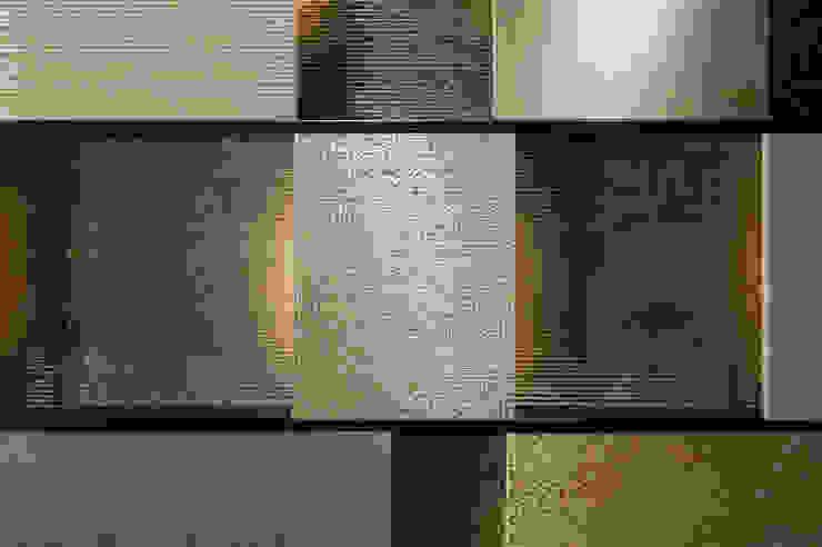 Grassi Pietre srl Moderne Wände & Böden Stein Beige