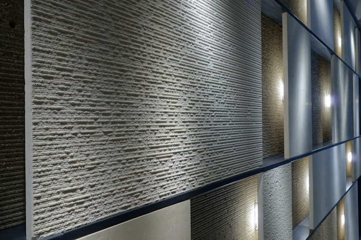 Modern Walls and Floors by Grassi Pietre srl Modern Stone