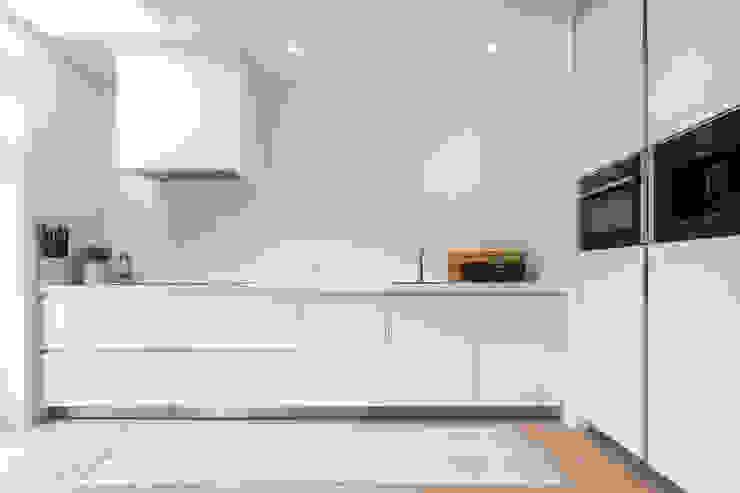 Leefkeuken Scandinavische keukens van Bob Romijnders Architectuur + Interieur Scandinavisch