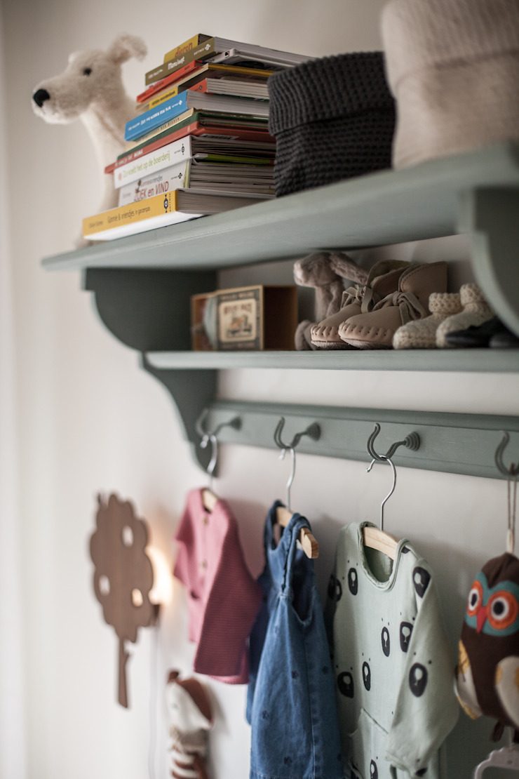 Skandinavische Kinderzimmer von Bob Romijnders Architectuur & Interieur Skandinavisch