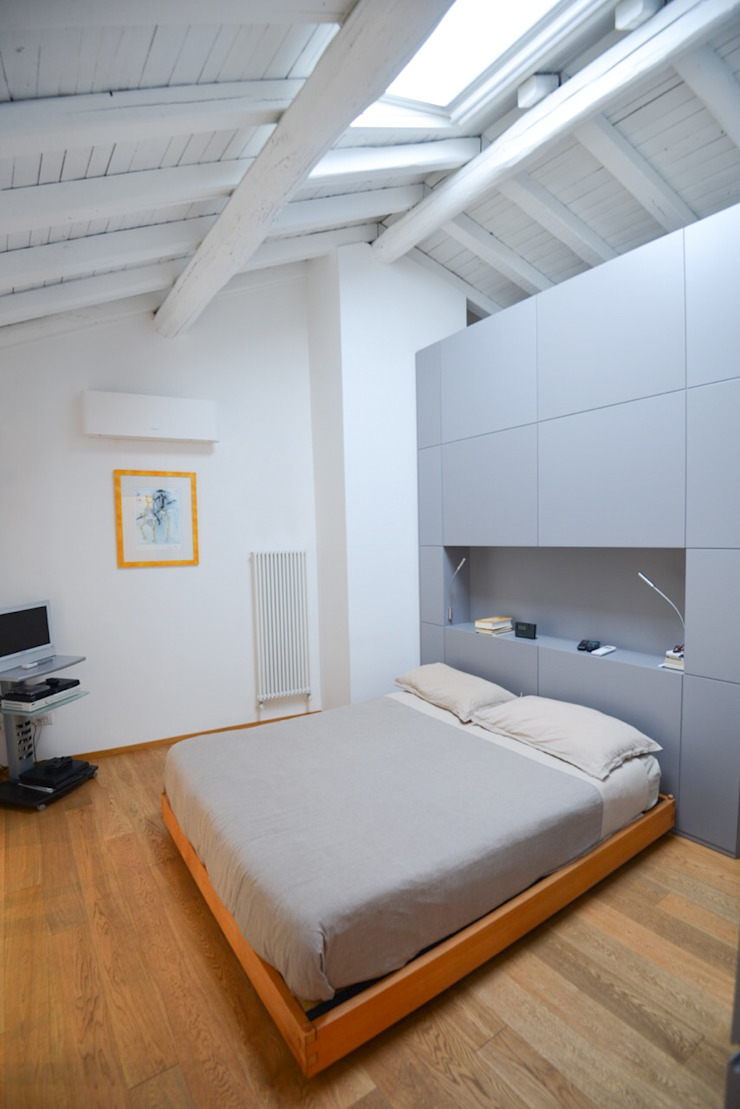 Moderne slaapkamers van Studio Fori Modern