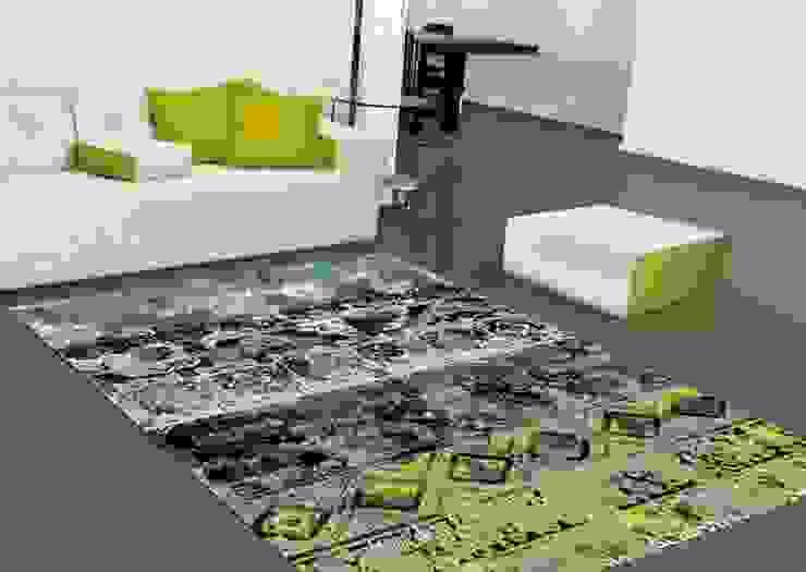 Tapetes Rugs www.intense-mobiliario.com FOLK 61 por Intense mobiliário e interiores; Moderno