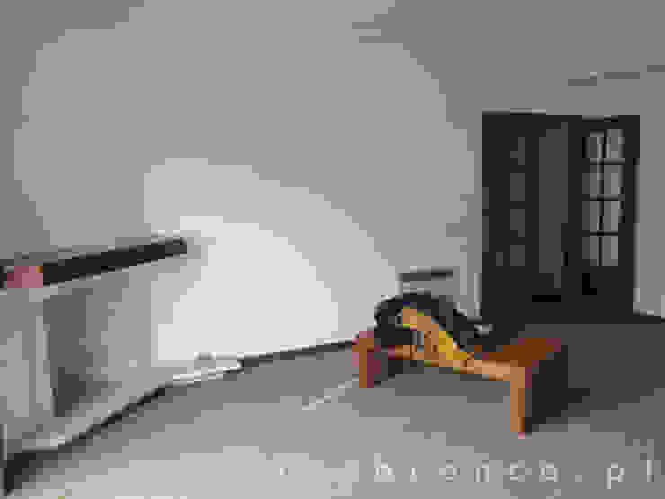 Sala Antes por Areabranca Moderno