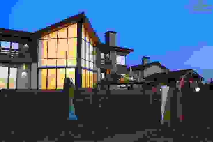 """Реализованный проект компании """"Мечты сбываются"""" 2010 г. - дом на озере Аргази от Компания архитекторов Латышевых 'Мечты сбываются'"""
