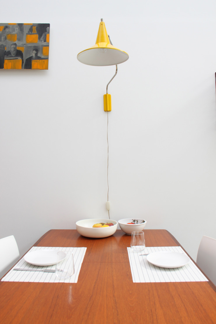 Modern Dining Room by studio k interieur en landschapsarchitecten Modern