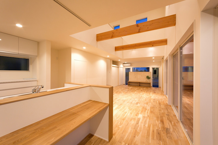 TKD-ARCHITECT ห้องนั่งเล่น