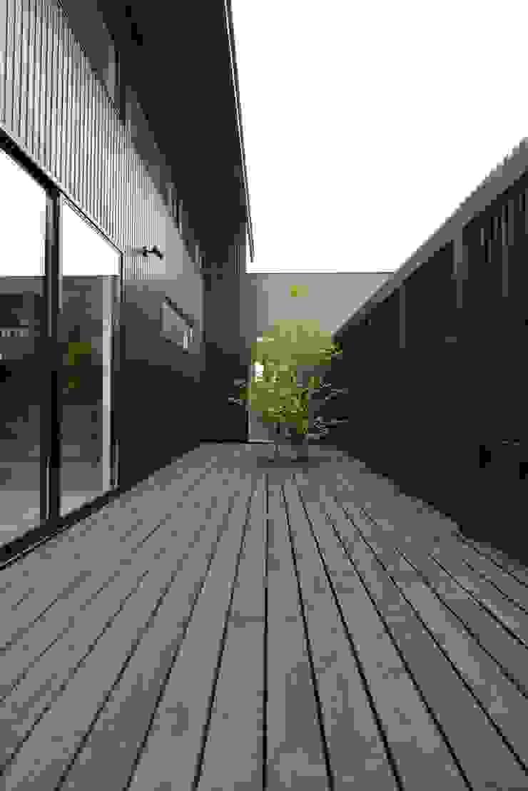TKD-ARCHITECT ระเบียง, นอกชาน