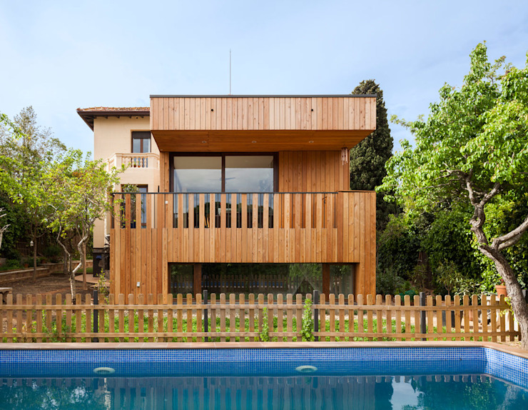 Modern houses by Papik Cases Passives Modern